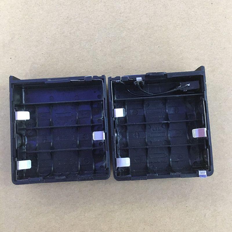 Bp-99 batería caja de la caja para icom radio de dos vías ic-v68 ic-w21a ic-w1 ic-2gxa ic-2gsat 6 * aa freeshipping