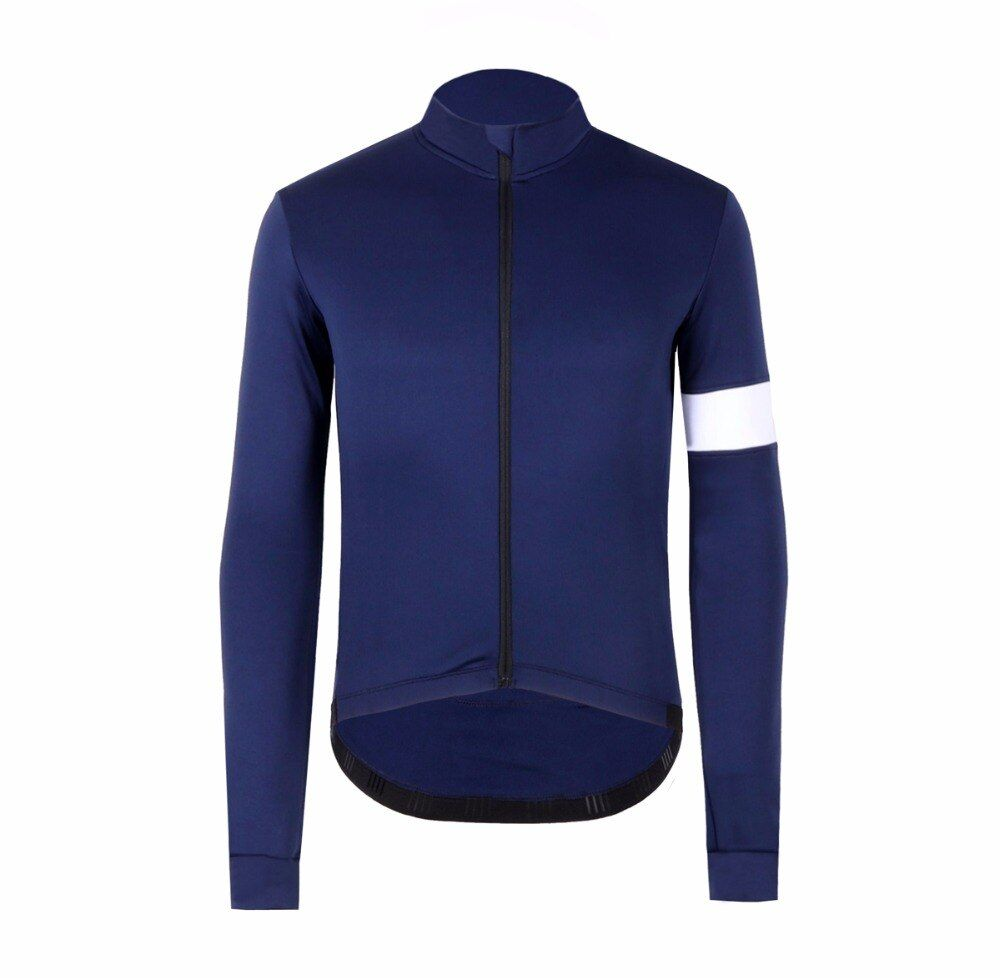 SPEXCEL classic Cycling Jersey winter thermal fleece slim fit Cycling clothes long sleeve top quality bicycle shirt for Winter