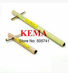 Harga terbaik! Kone bagian Lift segitiga kunci 8mm panjang 100mm 10 pieces/200mm/300mm/500mm
