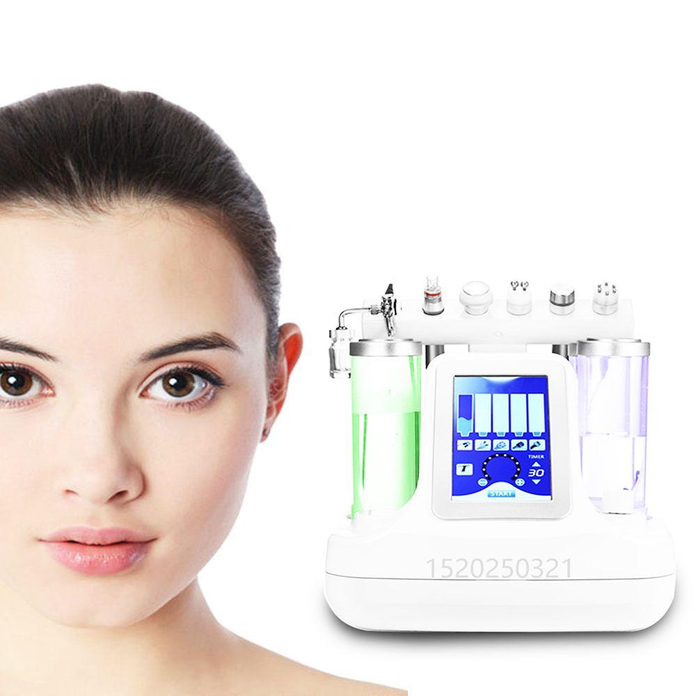 6 facial beauty machine beauty equipment skin cleansing equipment rejuvenation facial massage machine 110V - 220V