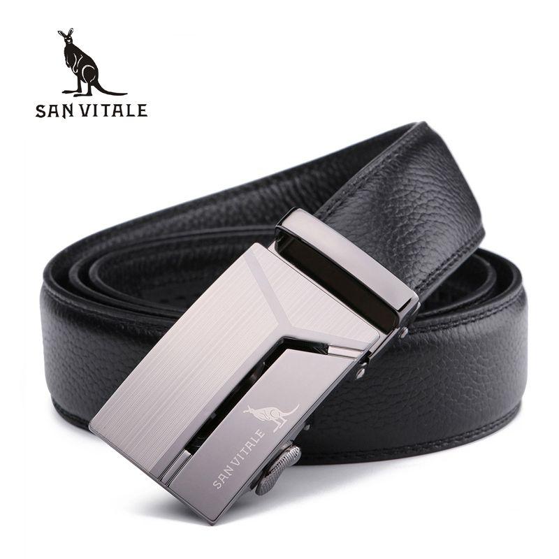 Ceinture homme 100% cuir de vachette véritable ceintures pour hommes marque de luxe sangle mâle boucle ardillon fantaisie vintage jeans cintos livraison gratuite