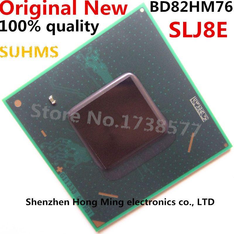 100% Nouveau BD82HM76 SLJ8E Chipset BGA