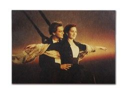 Titanic Rose Jack Vintage Kraft Paper Classic Movie Poster Home  Art Magazines  Cafe Bar Decoration Retro Posters and Prints