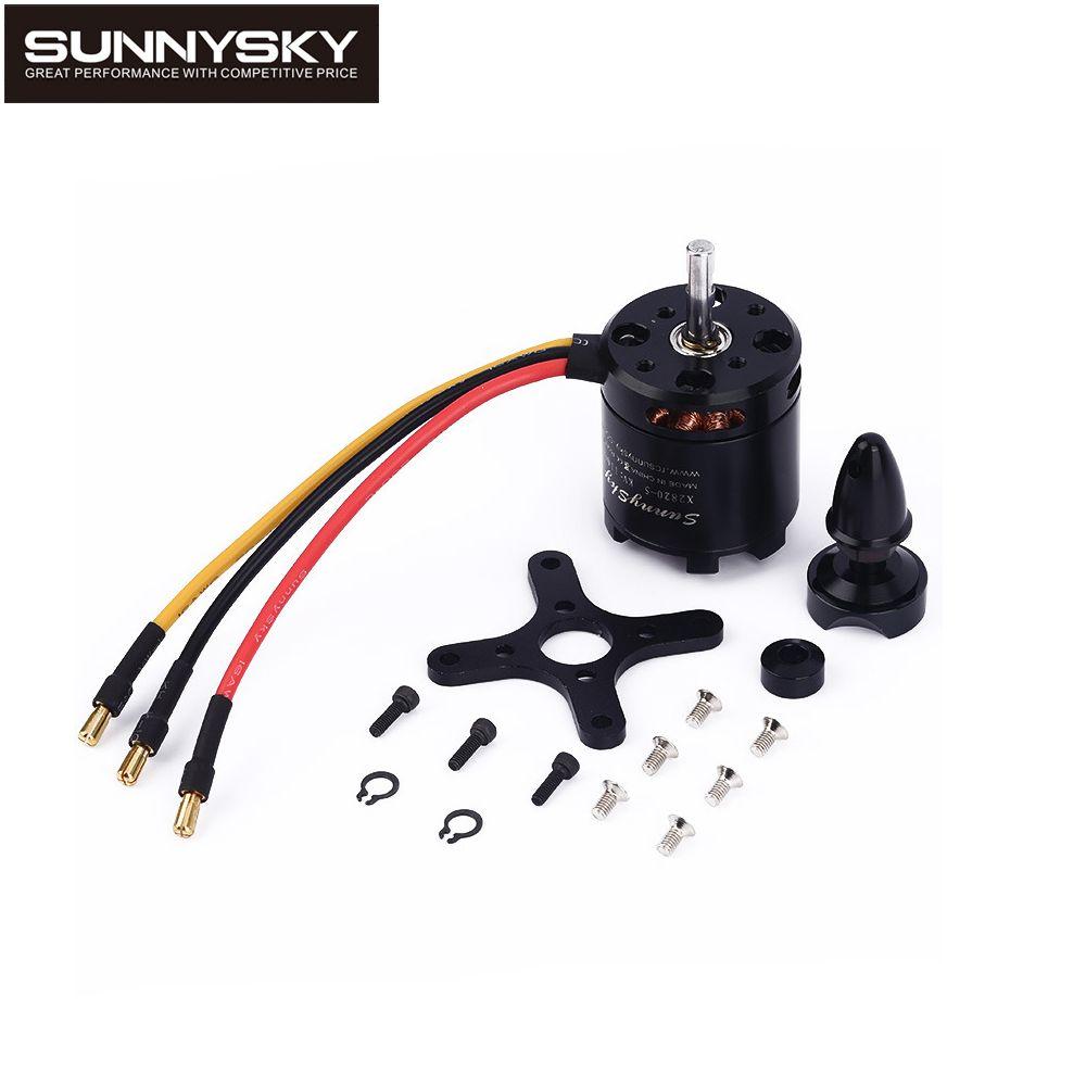 1pcs Sunnysky X2820 800KV/920KV/1100KV Brushless Motor for RC Helicopter Drone FPV Quadcopter Milti Rotor