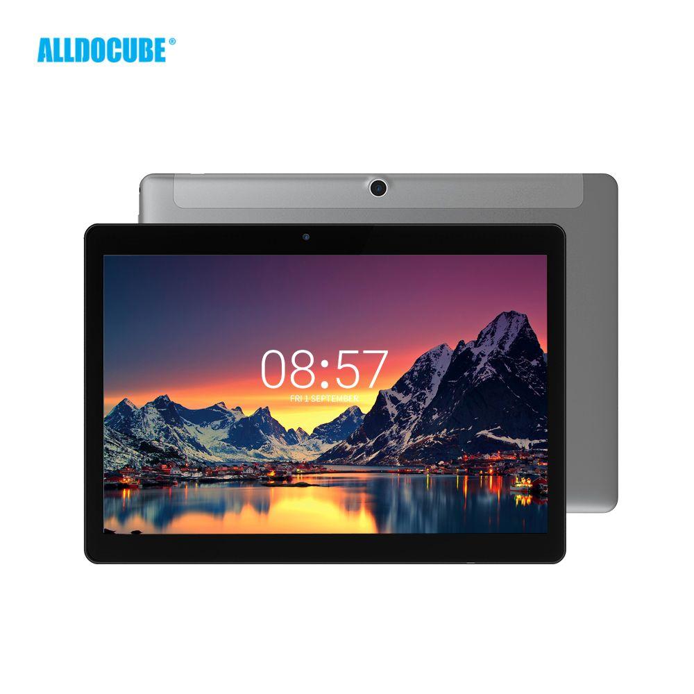 ALLDOCUBE C5 9,6 zoll Ultra-dünne 4g Anruf Tablet 1280*800 IPS Android7.1 MTK6737 Quad Core 2 gb RAM 32 gb ROM WIFI Phablet