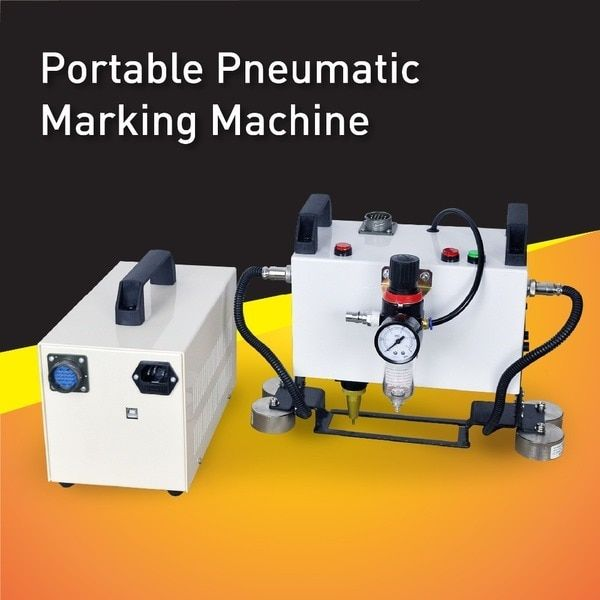 Fabrik Großhandel Preis! pneumatische Tragbare Metall-kennzeichnung Maschine, Nadelprägung ausrüstung, Hand Gravierwerkzeug