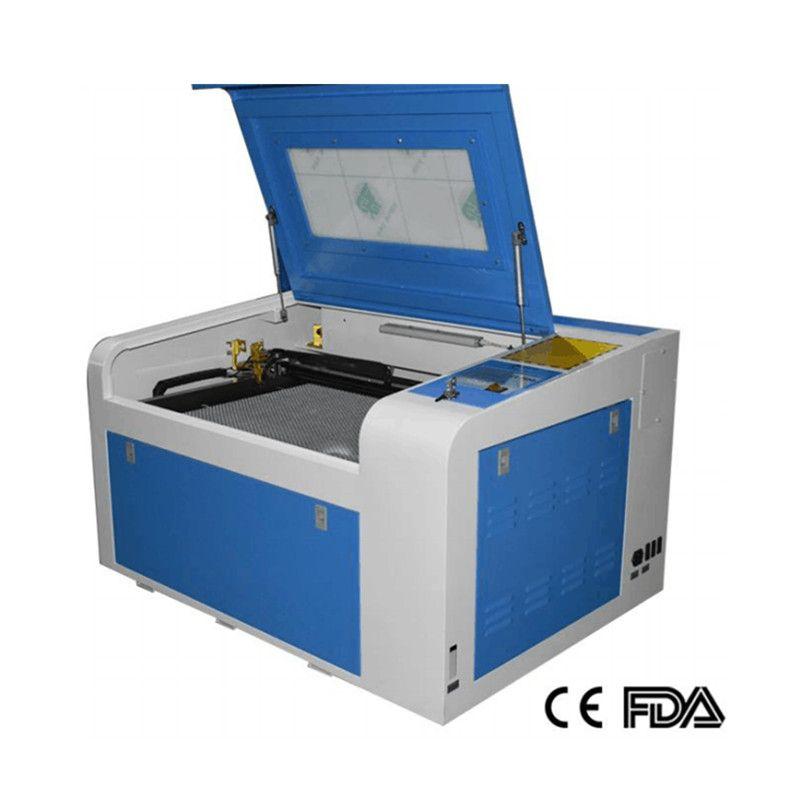 60 watt 600*400mm Laser Gravur Maschine Co2 Laser Stecher Schneiden Maschine DIY Laser