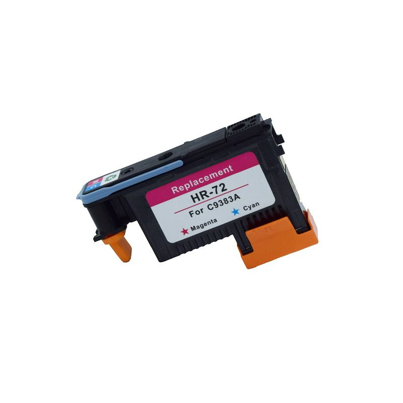 1piece Magenta/Cyan Printhead for HP72 C9383A for HPT1100/T1100ps/T1100MFP/Design jet T610 T770