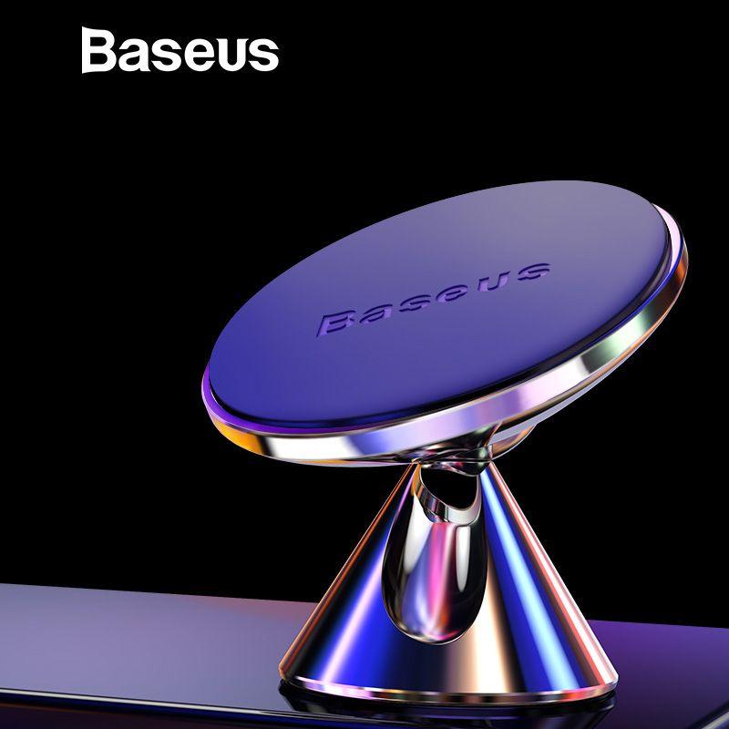 Baseus Magnetische Auto Telefon Halter für iPhone Samsung 360 Grad Air Vent Halterung für Handy im Auto Handy halter Stehen