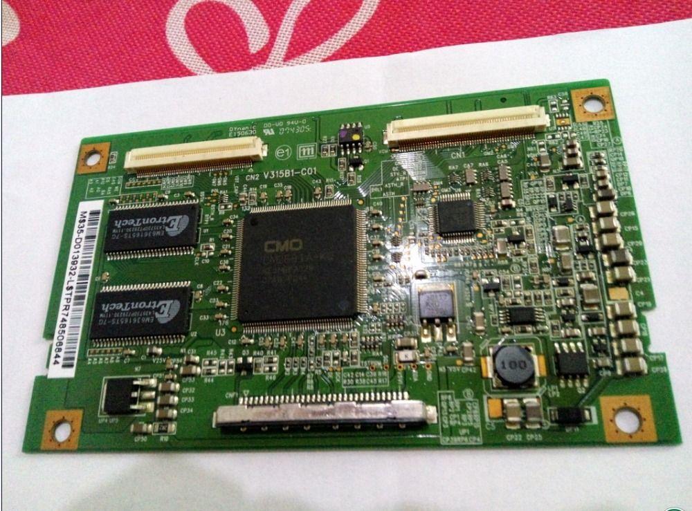 D'origine v315b1-c01 connecter avec la carte logique v315b1-l01 T-CON connect conseil