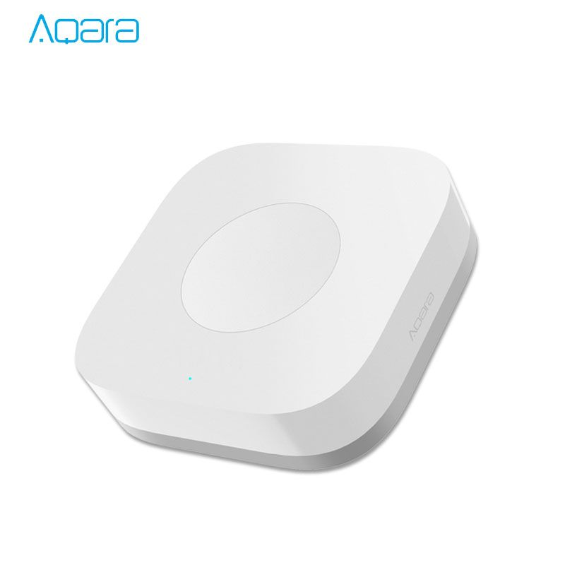 Xiaomi Mijia Aqara Intelligent Sans Fil Commutateur Intelligent À Distance Un Contrôle Clé Aqara L'application Intelligente Home Security APP Contrôle