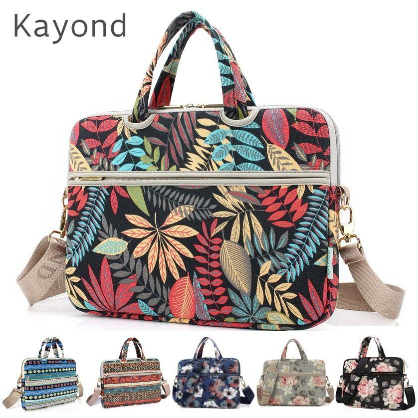 2018 Newest Kayond Brand Messenger Bag Handbag,Case For Laptop 13