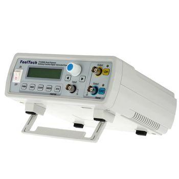 Haute Précision Numérique DDS Fonction Signal Source Générateur de Signaux Arbitraires/Pulse Fréquence Mètre 12 Bits 24 MHz Double-canal