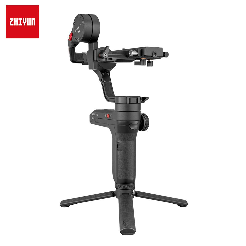 ZHIYUN Official WEEBILL LAB 3-Axis Image Transmission Stabilizer for Mirrorless Camera Sensor Control Handheld Gimbal in Stock