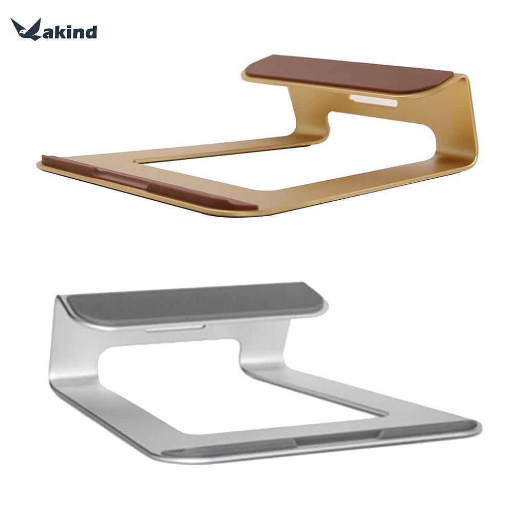 Für MacBook (11-15 zoll) Für iPad Pro 12,9 Aluminiumlegierung Desktop Laptop Halter Tablet Ständer Neueste einteiliges Design Silber/Gold