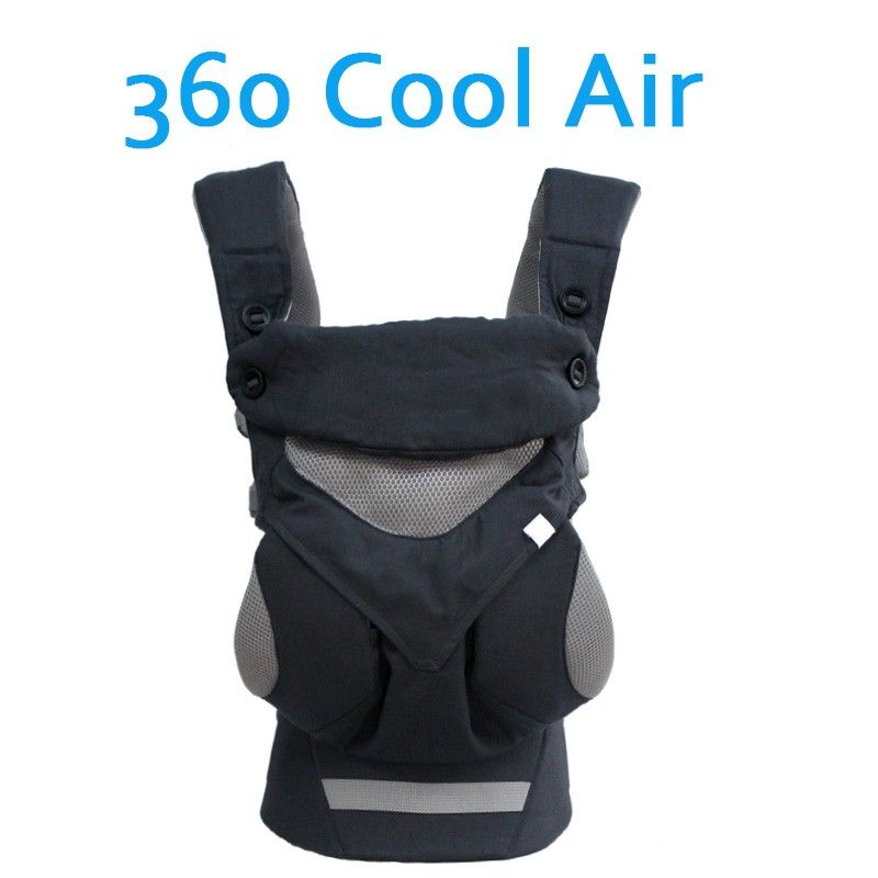 2016 Four Position 360 cool air Baby Carrier Multifunction Breathable Infant Carrier Backpack Kid Carriage Toddler Sling Wrap