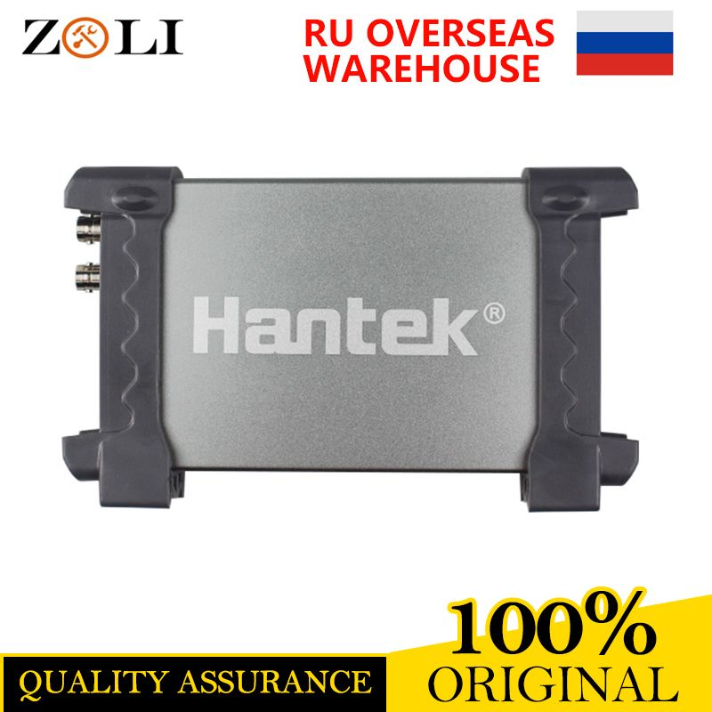 Hantek 6022BE/6022BL Hantek 6022BE PC USB portable oscilloscope 6022BE Digital Storage 2Channels 20MHz 48MSa/s Hantek