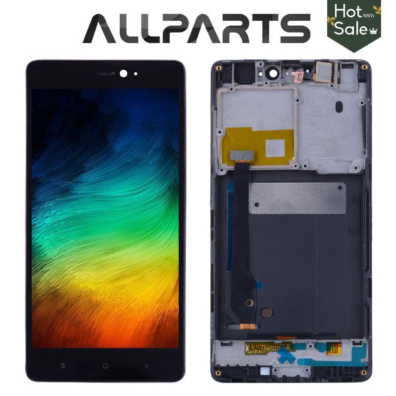 5.0 IPS D'affichage Pour XIAOMi Mi4 LCD Affichage MI4C LCD Tactile Écran Digitizer avec Cadre pour Xiaomi Mi 4 4C 4i Mi4i LCD affichage