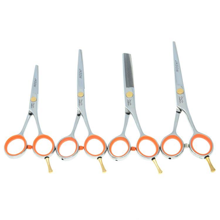 4.0 5.0 5.5 ciseaux de coupe de cheveux de Salon ciseaux amincissants coiffure ciseaux de coiffeur outils de styliste, LZS0339