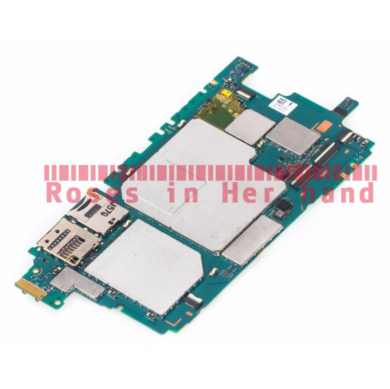 LOVAIN Full Working Original Unlocked For Sony Xperia Z5 Compact Mini E5803 E5823 32GB Motherboard Mainboard Logic Mother Board
