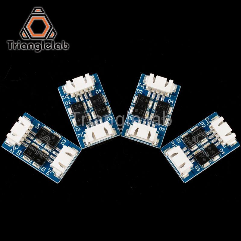 Trianglelab 4 pièces/pack TL-Lisse nouvelle kit addon module pour 3D pinter moteur pilotes livraison gratuite reprap mk8 i3