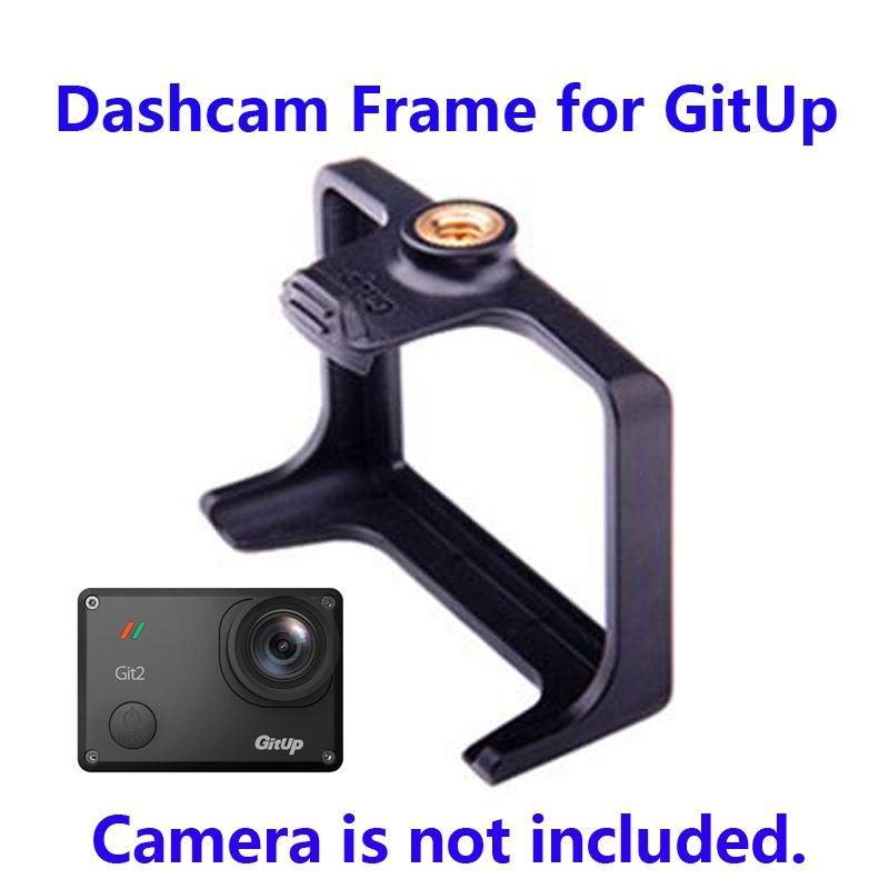 Freies Verschiffen!! dashcam rahmen für gitup git1/git2 action kamera
