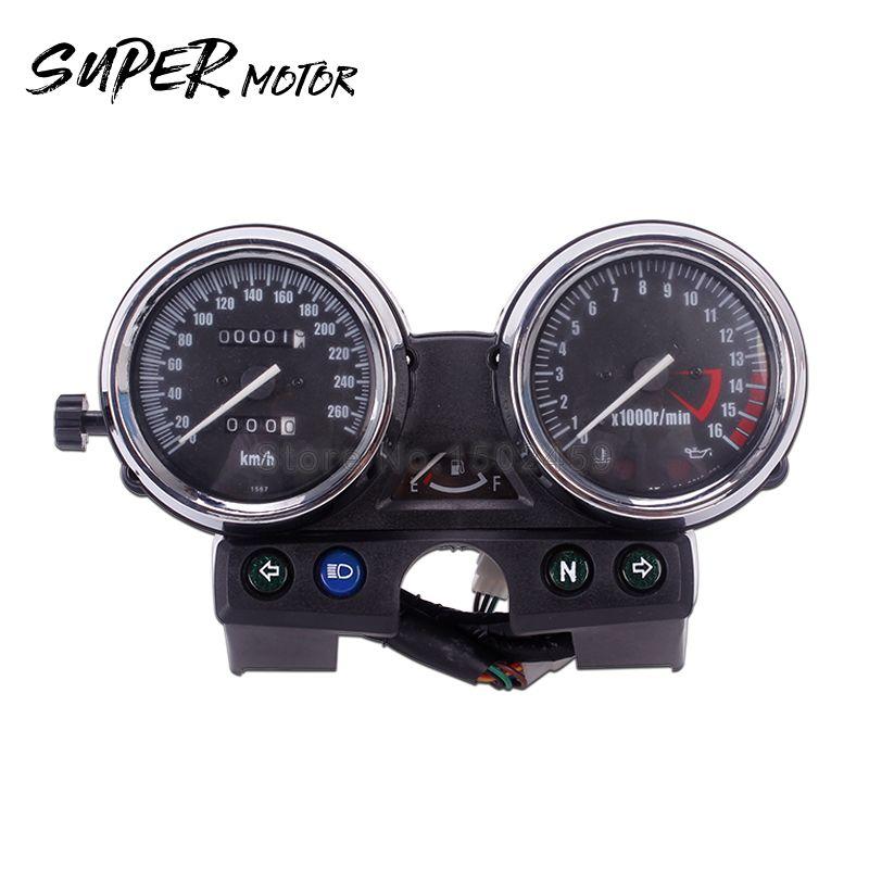 Motorcycles Speedometer Gauge Tachometer <font><b>Odometer</b></font> For Kawasaki ZRX ZRX1100 ZRX400 250 400 750 1100 ZRX250