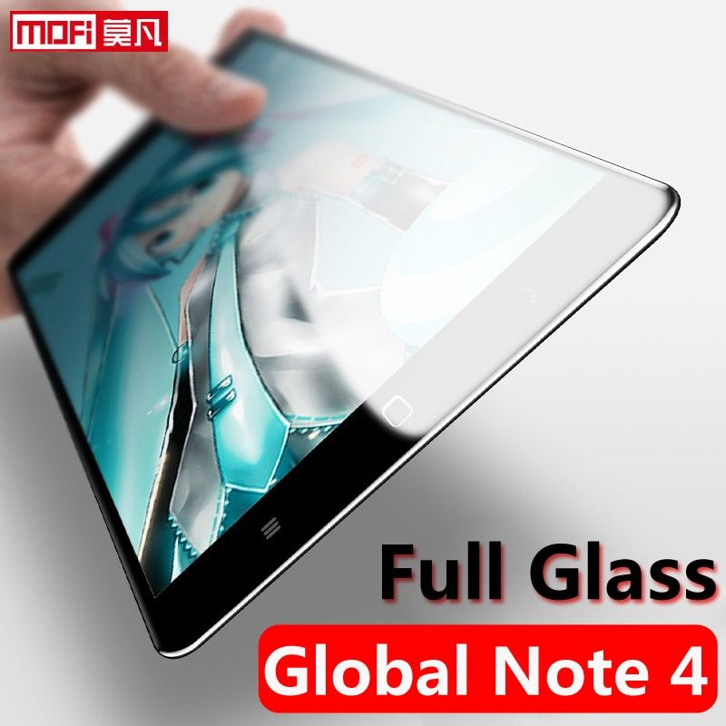 xiaomi redmi note 4 global version glass tempered screen protector ultra thin clear mofi xiaomi redmi note 4 global glass film