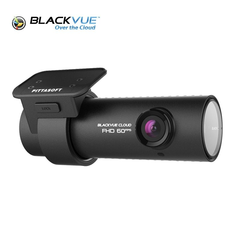 BlackVue Car DVR DR750S-1CH WiFi Dashcam GPS Video Recorder Full HD Dash Camera Auto Free Cloud Service Vehicle Cam