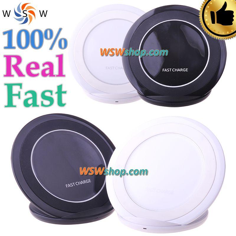 100% Réel Rapide Chargeur Qi Sans Fil Rapide Chargeur EP-NG930 S7 rapide De Charge Dock Pour Samsung Galaxy S7/S7 Bord/S6 Bord Plus/Note 5