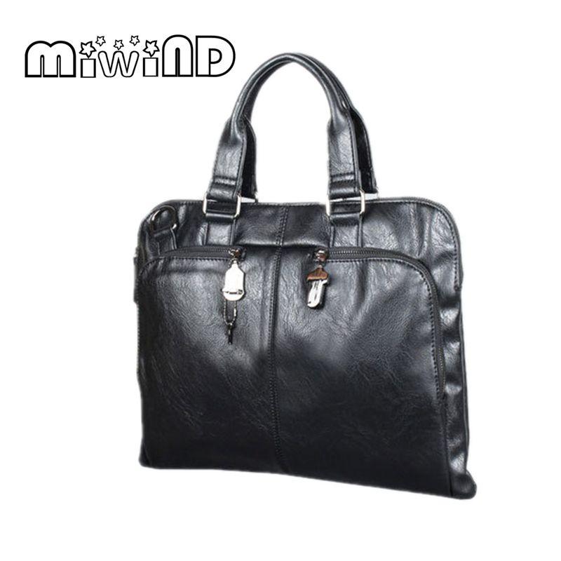 New men's briefcase high quality Designer Brand Men Messenger Bag Cross Body Bag for Man Casual Men's Shoulder handbags