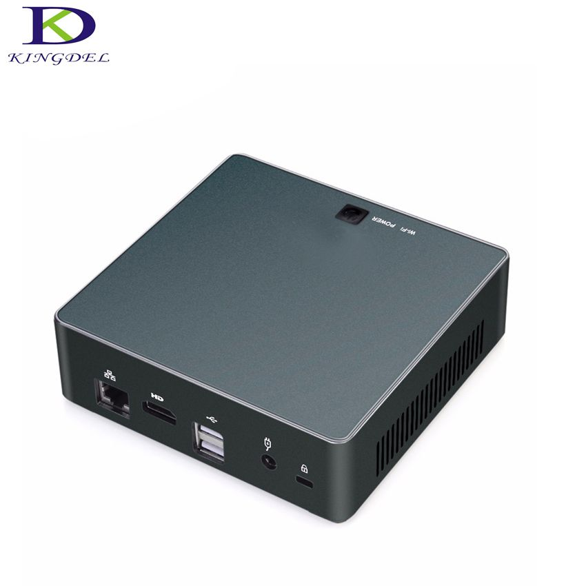 Big Discount Price 8th Fan mini pc with intel CPU Core i7 8550U Palm mini Computer core i5 8250U 16G DDR4 256G SSD 1TB HDD