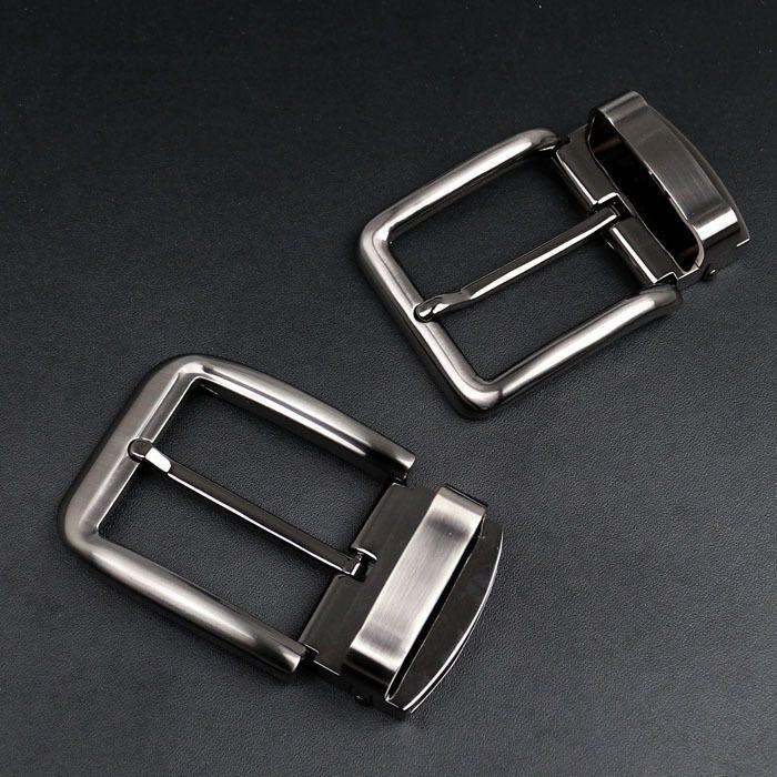 SICODA bricolage boucle hommes ceinture boucle autumatique broche boucle alliage bricolage accessoires inradius 40mm