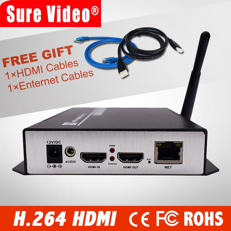H.264 HDMI Video Encoder Independent WiFi Flash Media Server RTMP Encoder Ustream /Youtube Live Streaming RTMP Encoder