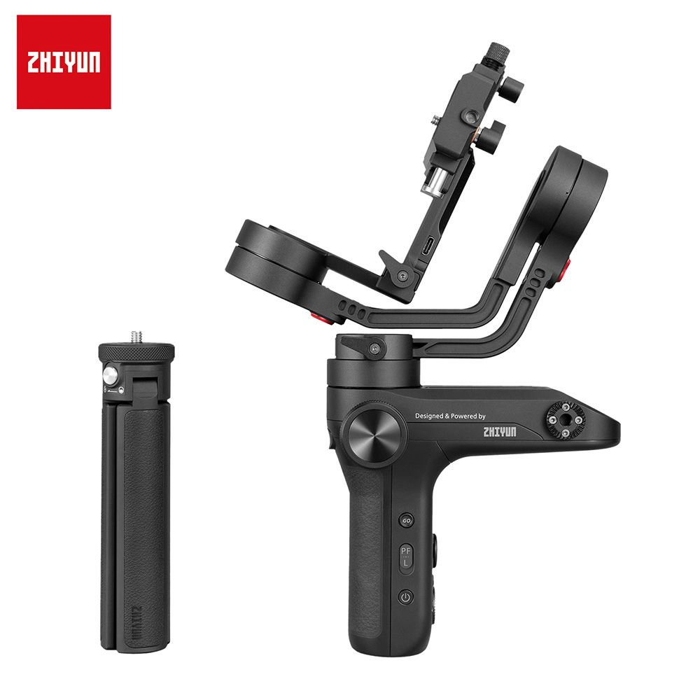 ZHIYUN Official Weebill LAB 3-Axis Image Transmission Stabilizer for Mirrorless Camera OLED Display Handheld Gimbal