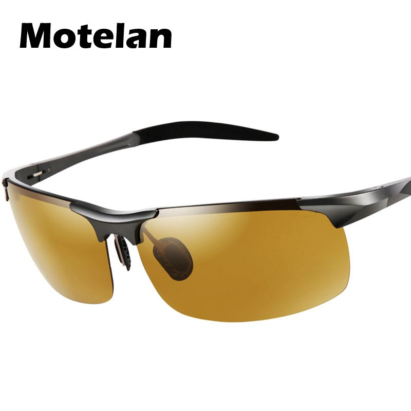 2017 Day Night Photochromic Polarized Sunglasses Men's Sunglasses for Drivers Male Safety Driving Fishing UV400 Sun Glasses