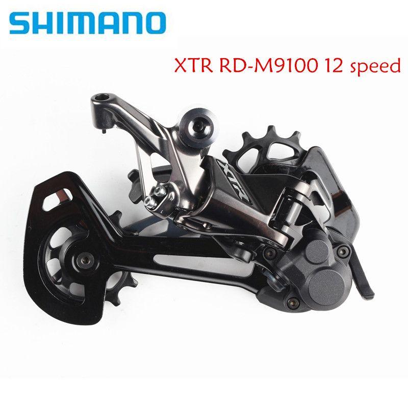 SHIMANO XTR RD-M9100 Schaltwerk Schatten + GS/SGS 12 Speed MTB fahrrad bike Schaltwerke
