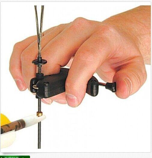 Бесплатная доставка Высокое качество Охота стрелка релиз для стрельбы из лука лук, 1 шт./лот