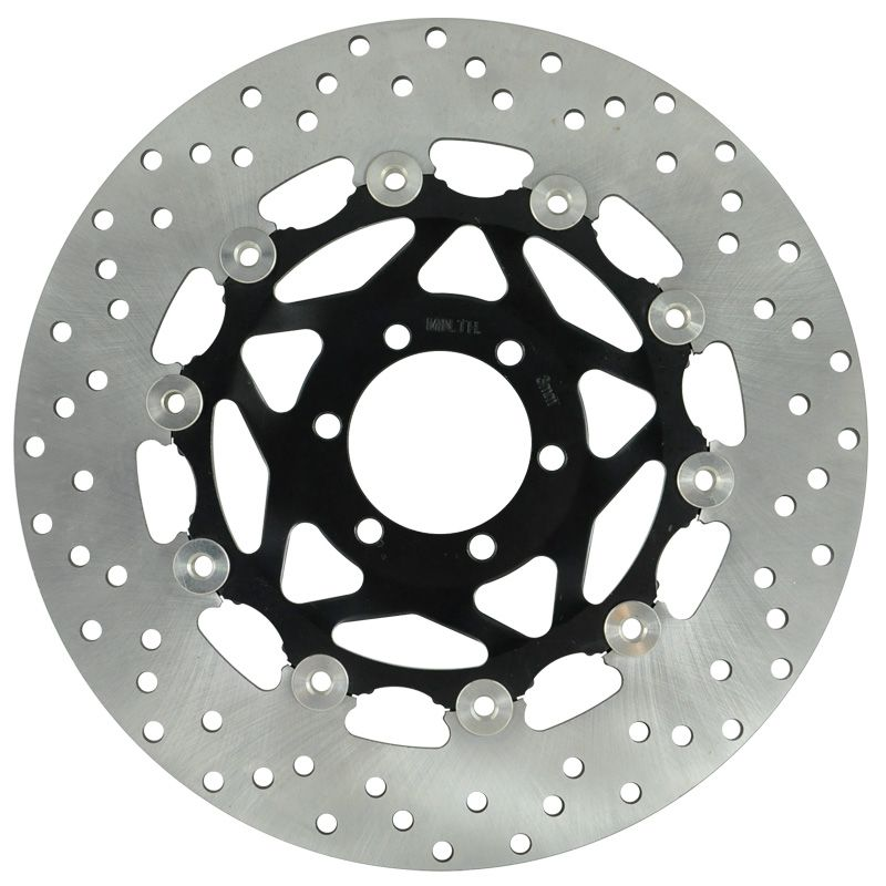 Motorcycle front Brake Disc Rotor For R1-Z250 1997, TZR 250 1989, FZ400 96-97, FZR 400R 88-89, FZR 400 RR 90-92,