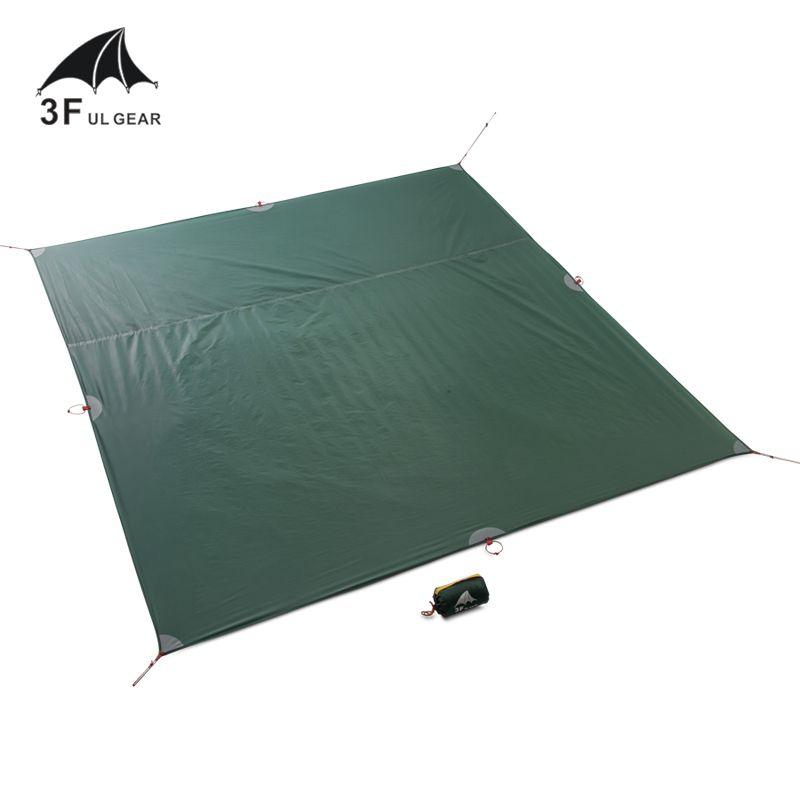 3F UL VITESSE Tente Plancher De Veille Renforcé Multi-usages Bâche tente empreinte camping plage de pique-nique Étanche Bâche Bay Jouer
