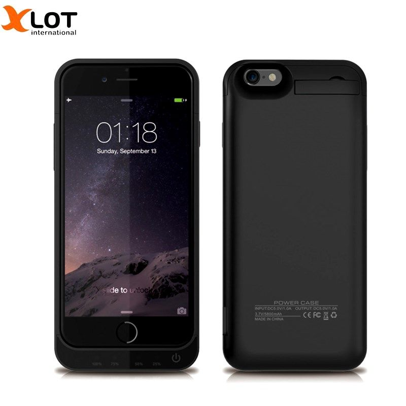 Portable 4200mAh For iphone 5 5S Power Bank Case External Phone Battery Pack Backup Charger Case For iPhone 5 5S SE Battery Case