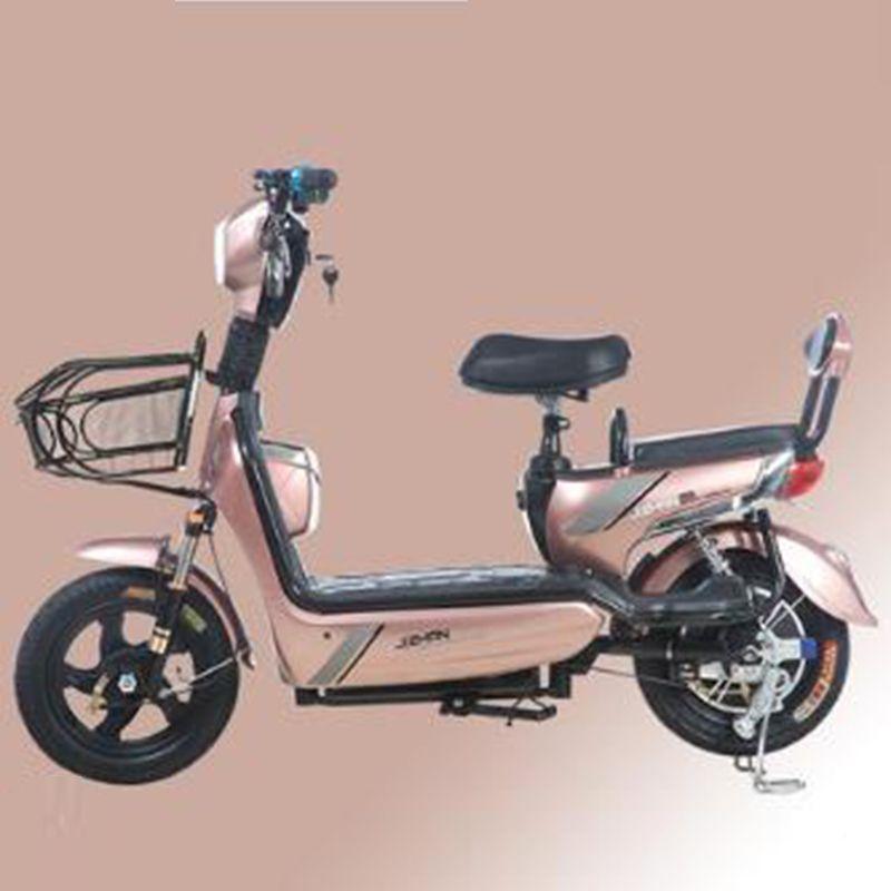 Neue elektrische auto erwachsenen elektrische fahrrad 48 V kleine batterie auto männer und frauen reise straßenbahn luxus stoßdämpfer elektrische auto