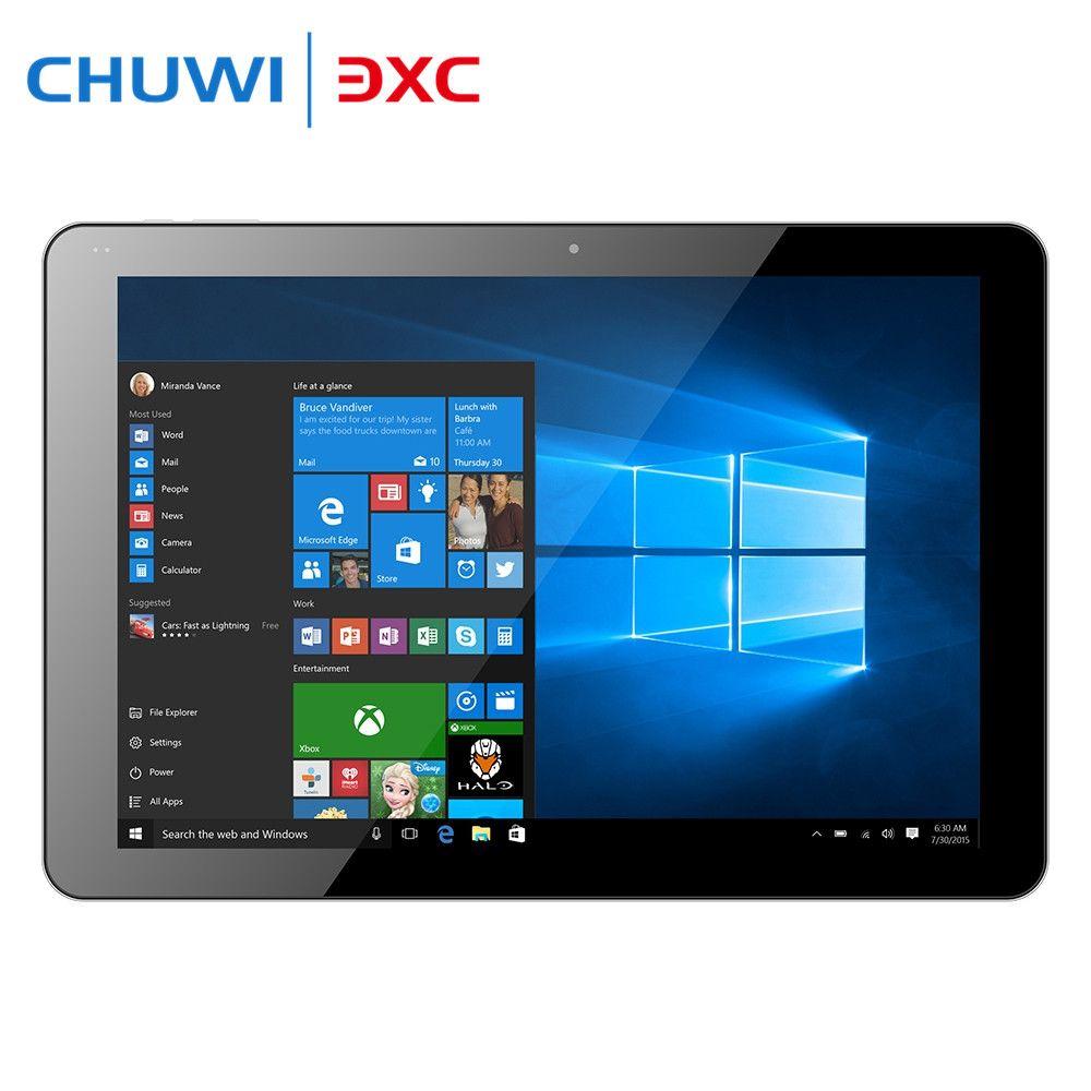 10,1 zoll Chuwi Hi10 Pro IPS 1920x1200 Dual OS Tablet PC Intel Kirsche Trail x5-Z8350 Windows 10 + Android 5.1 4G 64G Bluetooth4.0