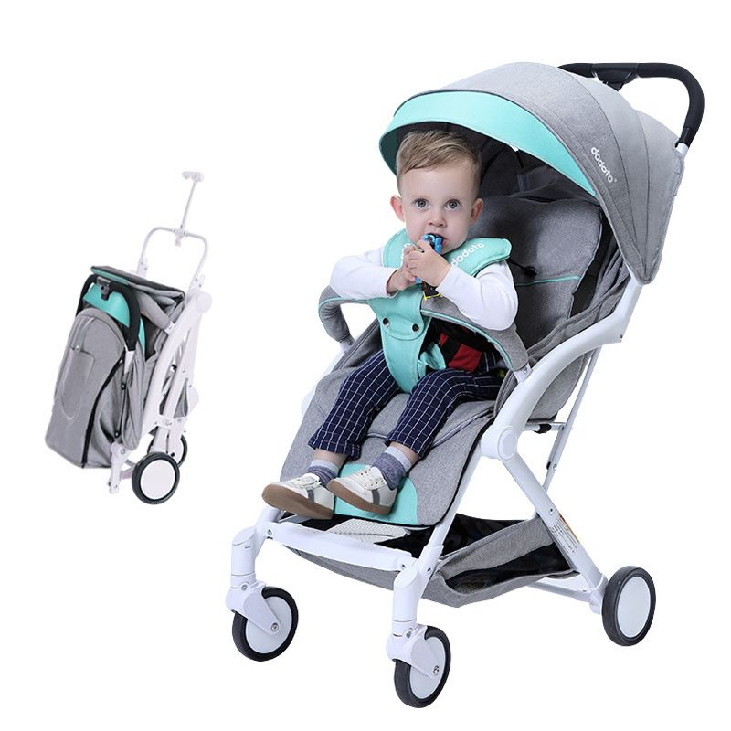 2018 New Baby carriage stroller lightweight Portable traveling stroller baby stroller Can be on the plane folding baby pram
