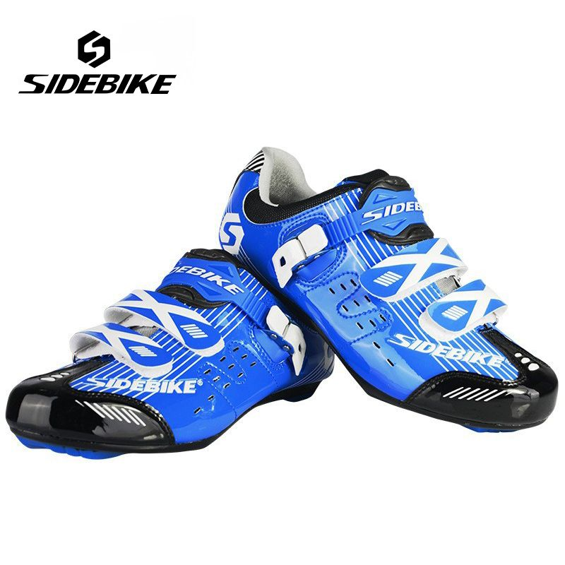 Sidebike Cycling Shoes Road Bike Breathable Men Athletic Bicycle Self-Locking Shoes Sneakers Sapatilha Ciclismo Zapatillas