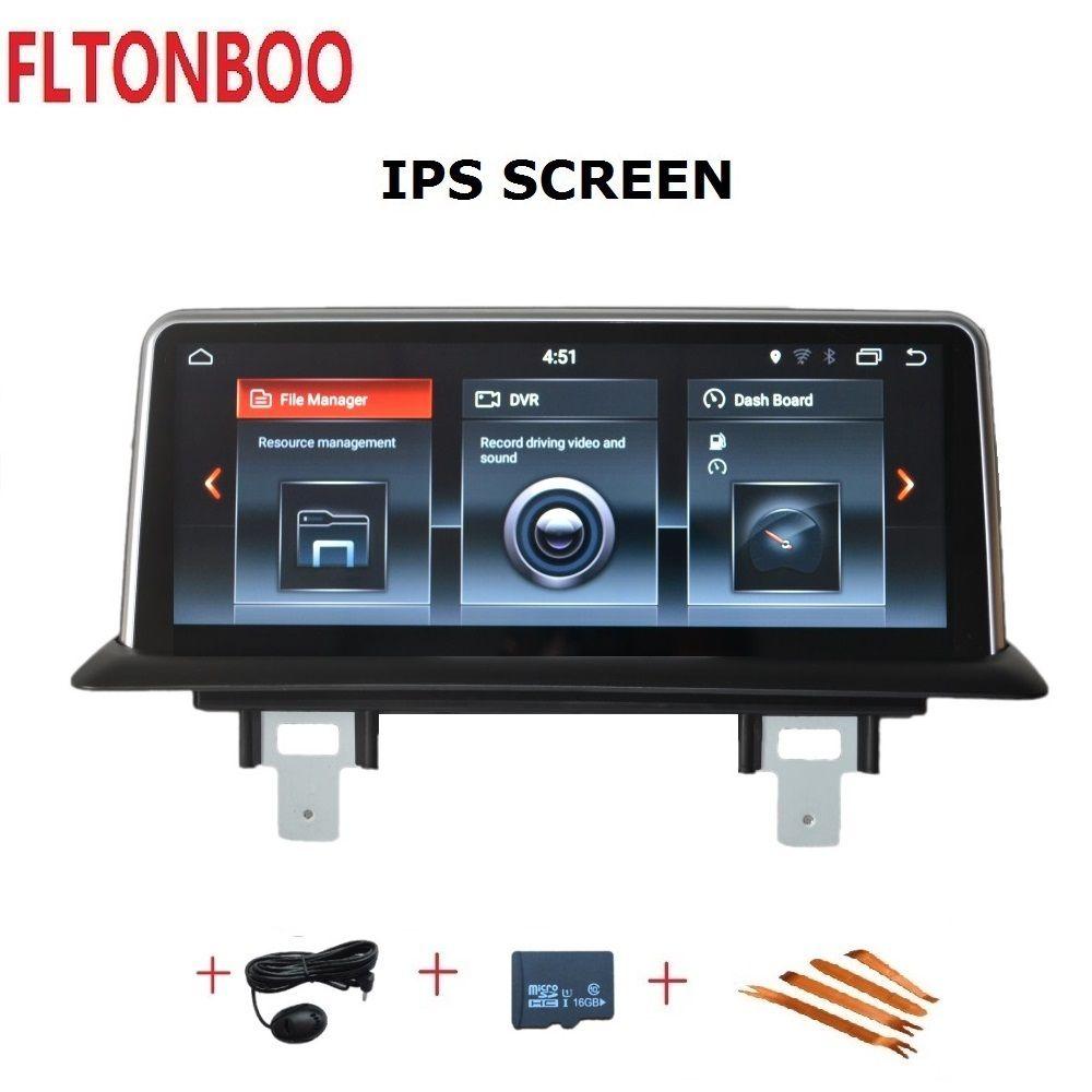 10,25 ''Android 7.1 Auto GPS Navigation Radio player für BMW 1 Serie 120i E81 E82 E87 E88 2G RAM 32G ROM 4 core