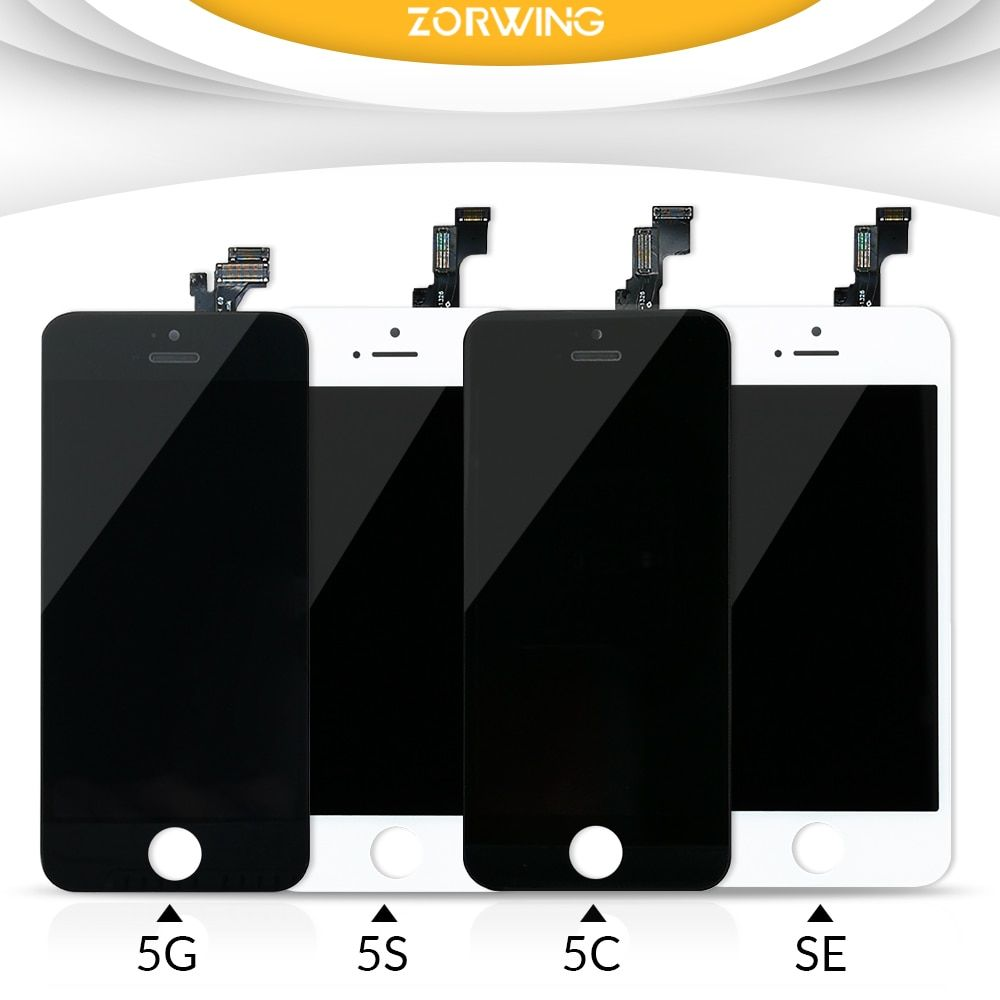 AAA Quality LCD Screen For iPhone 5 5S 5C SE LCD Screen Display and Digitizer Replacement Touch Screen For iPhone 5 5S LCD