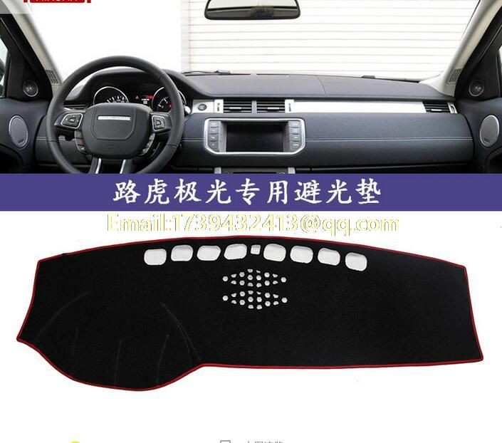 dashmats car-styling accessories dashboard cover for land rover LR  Freelander 2 Discovery3  4 range rover sport evoque
