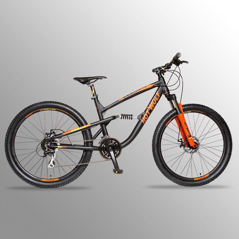 Wolf's fang vélo VTT 27 vitesses 29 pouces vélo 29 route vélo résistance caoutchouc vélo vitesse bmx livraison gratuite