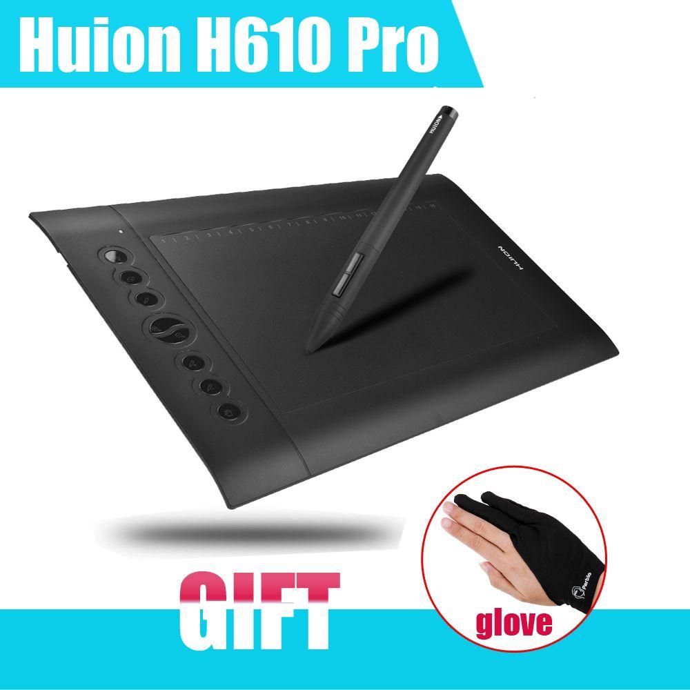 Huion H610 Pro 10
